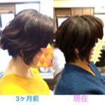 男性に好かれる女性の髪の特徴